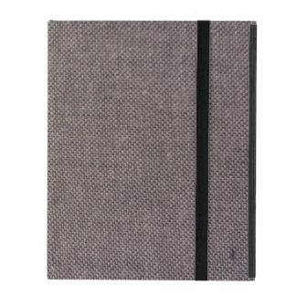 Cute Vintage Fabric Pattern iPad Case