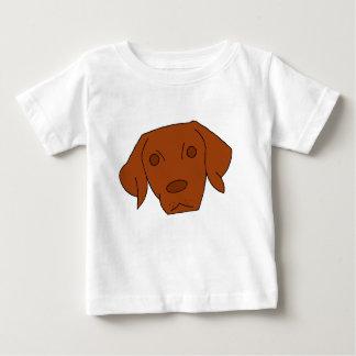 Cute Vizsla Baby T-Shirt