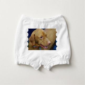 Cute Vizsla Dog Nappy Cover