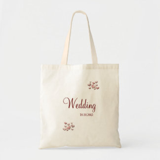 Cute Wedding Personalized Bag