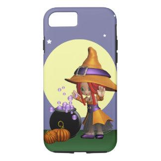 Cute Witch Bubble Magic iPhone 7 Case! iPhone 7 Case