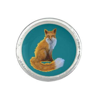 Cute Woodland Fox Ring