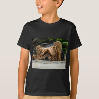 Cute Yorkshire Puppy T-Shirt