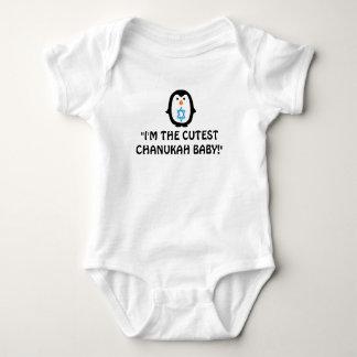 CUTEST CHANUKAH BABY IN THE WORLD SWEET BABY BODYSUIT
