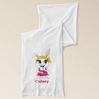 Cutesy Bunny™ Scarf