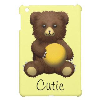 Cutie Teddy Bear iPad Mini Case