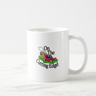 Cutting Edge Coffee Mug