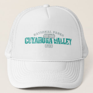 Cuyahoga Valley National Park Trucker Hat