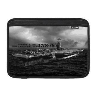 """CVN-75 Harry S. Truman 11"""" Macbook Air Sleeve"""