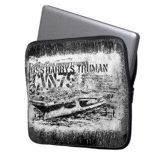 CVN-75 Harry S. Truman Neoprene Laptop Sleeve 13