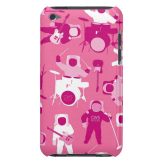 CWS Astro Rock-Pink iPod Touch Cases