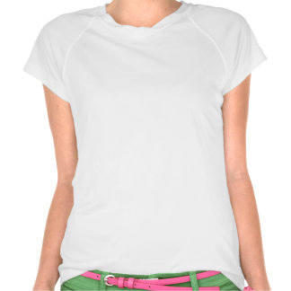 Cyan & Pink abstract Design Shirts