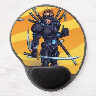 Cyber Ninja Gel Mouse Pad