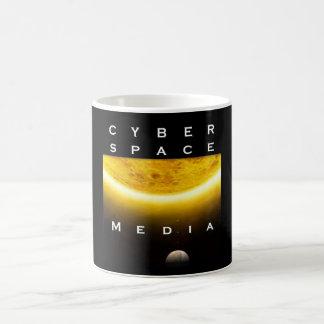 cyber space media-mug