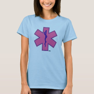 CYCAD Star of Life Ladies Shirt