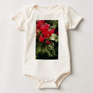 Cyclamen Persicum 'Alouette' flowers Bodysuits