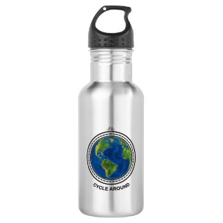 Cycle Around 532 Ml Water Bottle