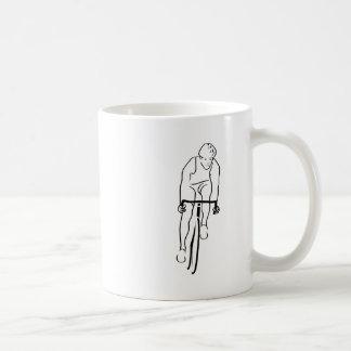 Cycle Basic White Mug