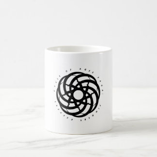 Cycle of Ages Saga: Container w/ Black Logo Mug