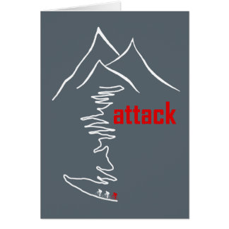 Cycling Climb, Attack Card