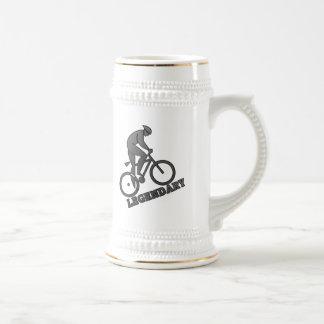 Cycling Legendary Coffee Mug