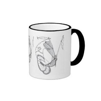 Cycling Mouse Ringer Mug