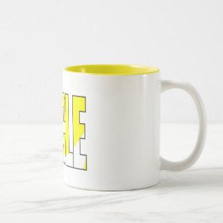 Cycling T-shirts and Gifts. Two-Tone Coffee Mug