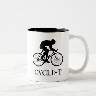 CYCLING Two-Tone MUG