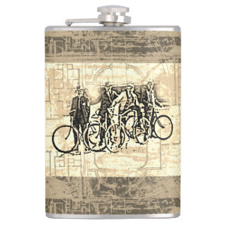 Cyclists Flask