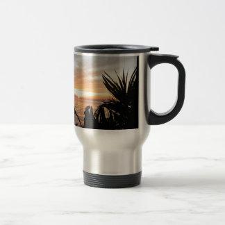 Cypress Sunset Travel Mug