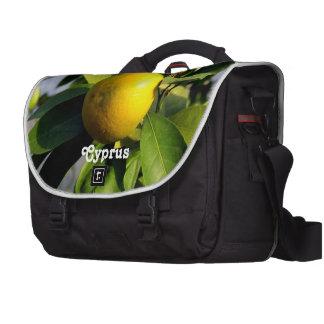 Cyprus Lemons Commuter Bag