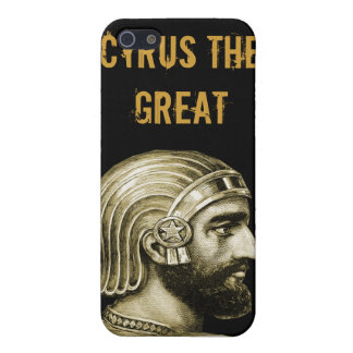 Cyrus The Great iphone 4 case