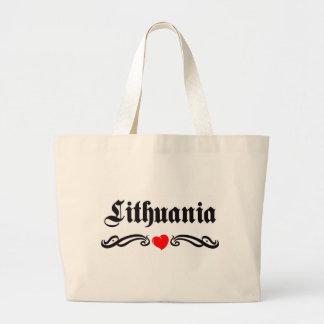 Czech Republic Tattoo Style Bags