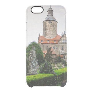 Czocha Castle in Poland, Medieval Architecture Clear iPhone 6/6S Case