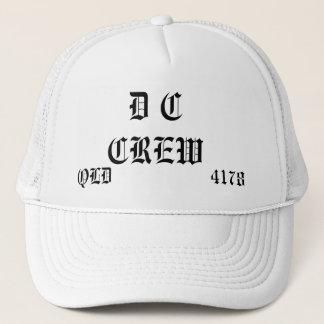D C CREW, 4178, QLD TRUCKER HAT
