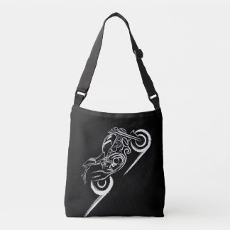 D Monster Lover Crossbody Bag
