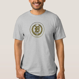 D Stamp (t-shirt) Tee Shirts