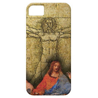 Da Vinci Collage iPhone 5 Covers
