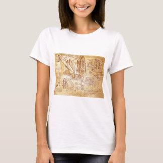 Da Vinci's Notes T-Shirt