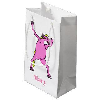dab pony unicorn all shops small gift bag