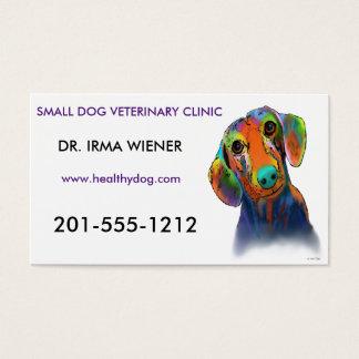 Dachshund Dog Business Card