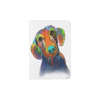 Dachshund Dog Passport Holder