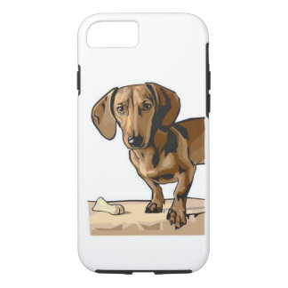 Dachshund Image iPhone 7 Case