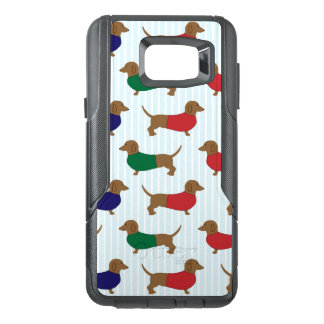 Dachshunds in Sweaters Otterbox Samsung Note 5
