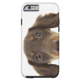 Dackel-Hund (Braun) 2 Tough iPhone 6 Case