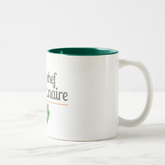 Dad and Chef Extraordinaire Two-Tone Coffee Mug