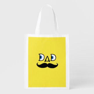 Dad Reusable Grocery Bag