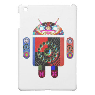 Daddy and Baby Android - Art101 by Navin iPad Mini Case