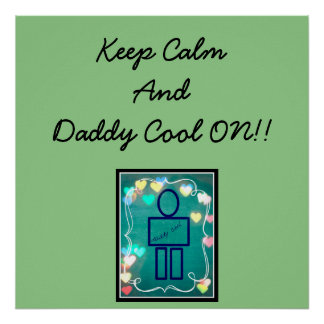 Daddy Cool On Poster