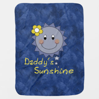 Daddy´s Sunshine Baby Blanket